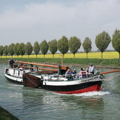 Kanalfahrt @ Schmiedinghafen | Dortmund | Nordrhein-Westfalen | Deutschland